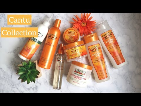 Cantu Obsession Collection | Affordable Natural Hair Care