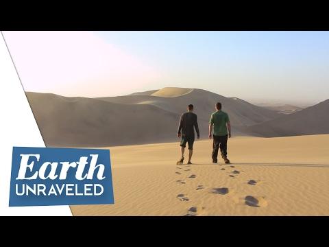 Sand dunes and Sandstorms - Huacachina, Peru 🇵🇪
