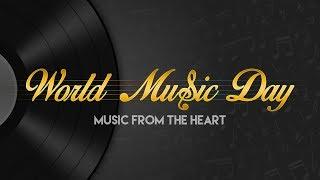 World Music Day 2017 | Full Audio Songs Jukebox | Music From The Heart | SVF Music