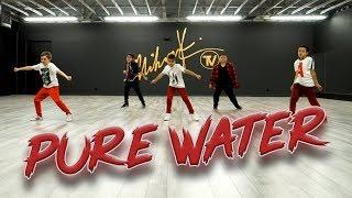 Mustard, Migos - Pure Water (Dance Video) Beginner Choreography | MihranTV