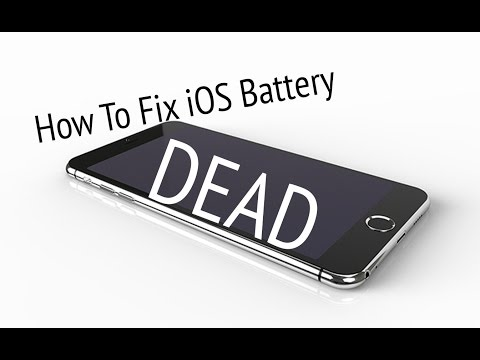 How To Fix iOS Battery Problems On Any iPhone & iPad