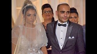 שרון & שיר לוי - החתונה !!! עם כתב השטח ~ אסף ארמה