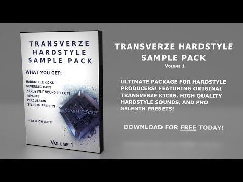 FREE Hardstyle Sample Pack | Transverze