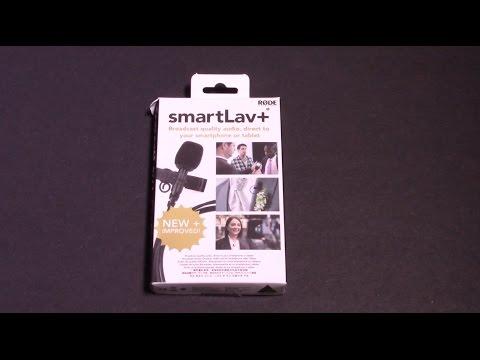 Rode SmartLav + Unboxing