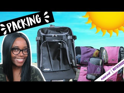 PACK WITH ME | EBAGS REVIEW | PACKING FOR MEXICO | TRAVEL PACKING 😎🌴🇲🇽