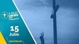 A solas con Dios / 15 Julio