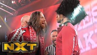 Breezango vs. Grizzled Young Veterans: WWE NXT, April 20, 2021