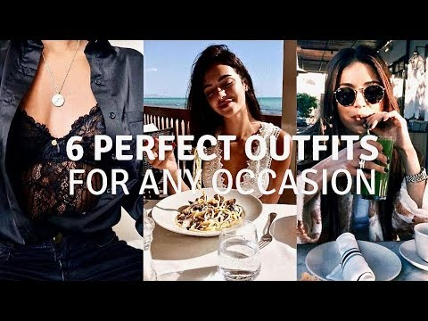 SUMMER OUTFITS TRY ON HAUL 2018 | 6 PERFECT OUTFITS CASUAL & DRESSY ft HONEYBUM