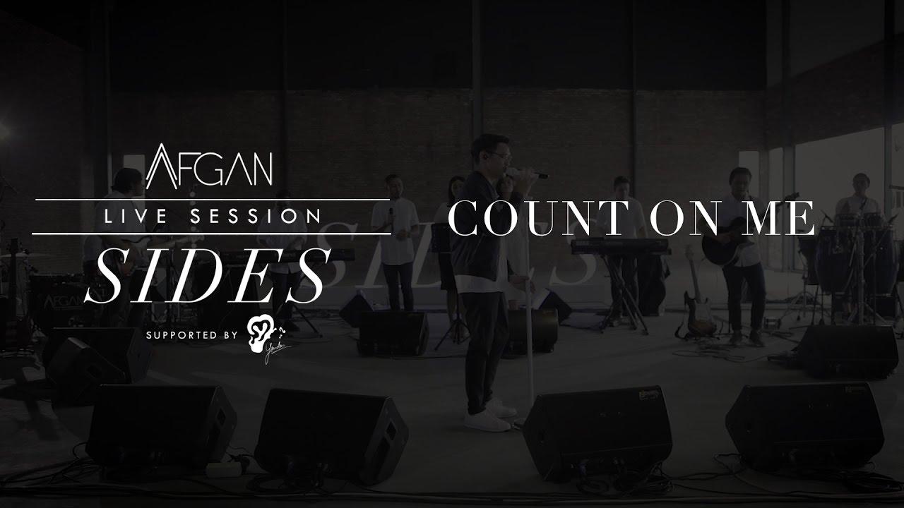 Afgan - Count On Me