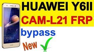 Huawei cun-l21 Frp unlock/Google account bypass latest 2019