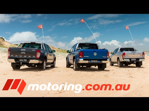 4WD Advice - How to drive in sand