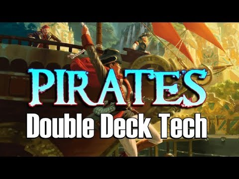 Mtg Double Deck Tech: Pirates in Rivals of Ixalan Standard! (Budget B/R, Competitive Grixis)