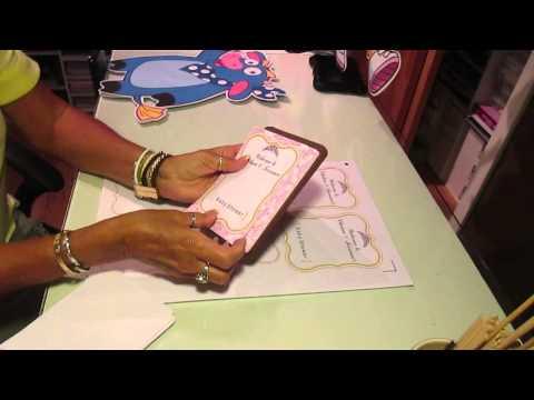 Dora and Friends Centerpieces & Invitations