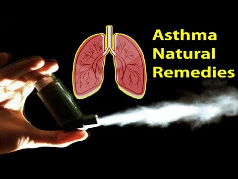 How To Cure Asthma Naturally At Home - Treat Cure Asthma Permanently Without Inhaler
