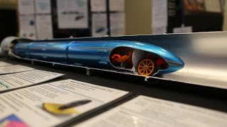 Elon Musk's Hyperloop competition comes to Texas