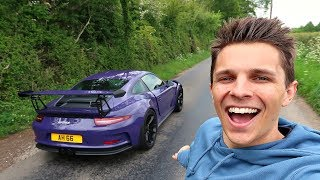 MY+NEW+SUPERCAR+IS+FINALLY+HERE!!+(PORSCHE+GT3RS) Videos