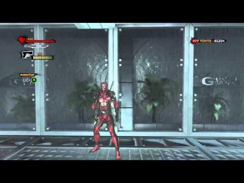 Deadpool - Gameplay Walkthrough ( Xbox One ) HD (Part 3)