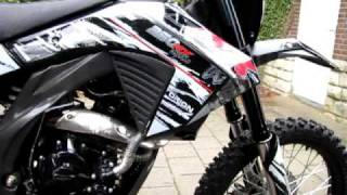 Download Orion RX 250 Extreme 2010 model eerste in NL Video