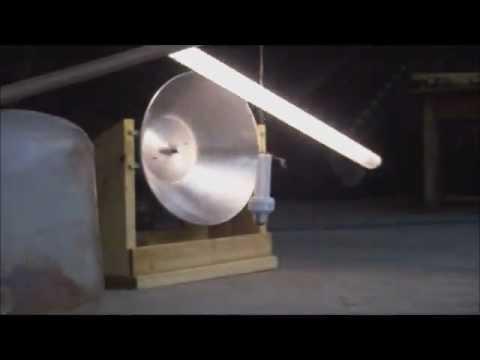 LE canon a microonde (The microwave gun)