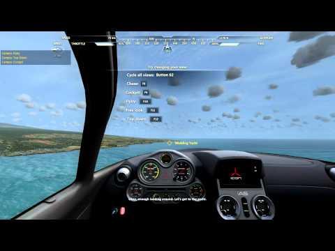 [iDG] Microsoft Flight - Free on Steam First Look