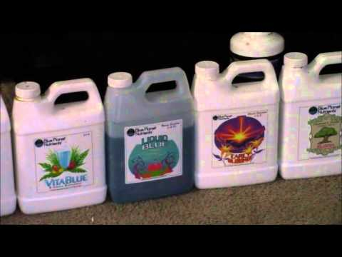 Farmers Pride From Blue Planet Nutrients