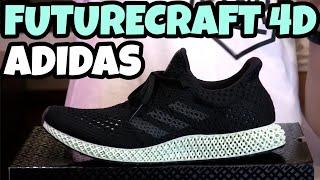the latest e26db 63c4d ADIDAS FUTURECRAFT 4D - La sneaker del futuro Unboxing Recensione  Review  ITA
