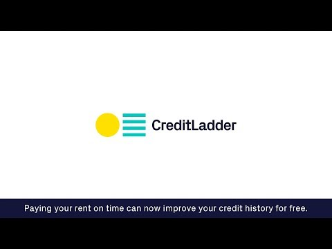 Paying your rent on time can improve your credit history