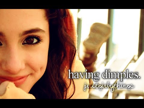 How to get dimples fast