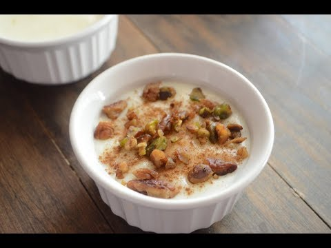 Creamy Easy Rice Pudding