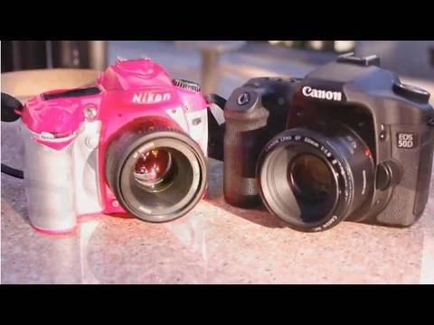 Battle of the Bokeh: Nikkor 50mm f/1.8D vs Canon 50mm f/1.8 II