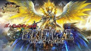 Seven Knights - Awaken KAGURA [Skill Preview]