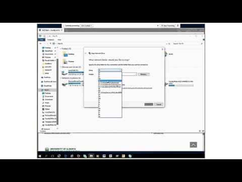 Remote Access Files / Network Folders