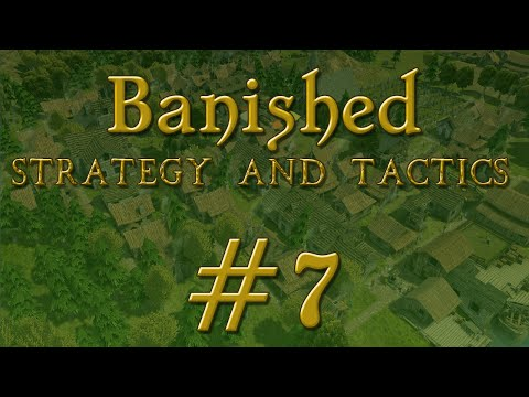 Banished Strategy and Tactics 7: Wood for Sheep