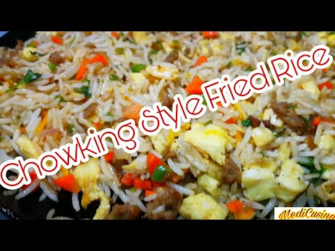 how to cook  Chowking Style  Chao Fan Fried Rice | MediCusina Lutong OFW