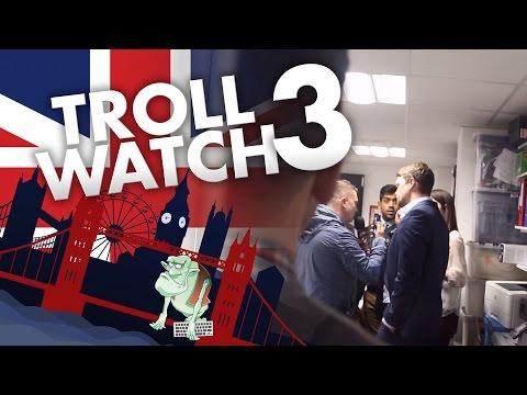 Troll Watch 3: Tommy Robinson vs. Quilliam