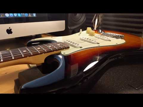 How to Setup Guitar Action String Height Fender Stratocaster