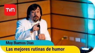 A carcajadas con las mejores rutinas de humor | Muy buenos días | Buenos días a todos
