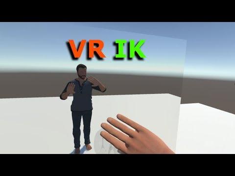 VR IK - Unity Motion Capture?