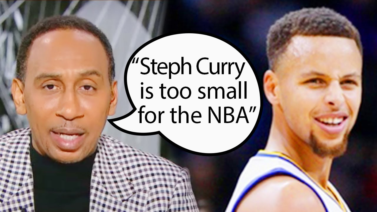 What NBA Players and Analysts Said About Steph Curry Before/After the Draft! (Golden State Warriors)