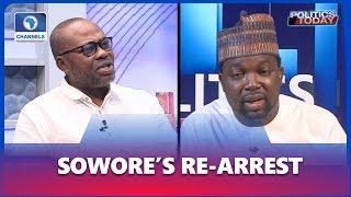 Analysts Debate Rearrest Of Sowore, Desecration Of Court
