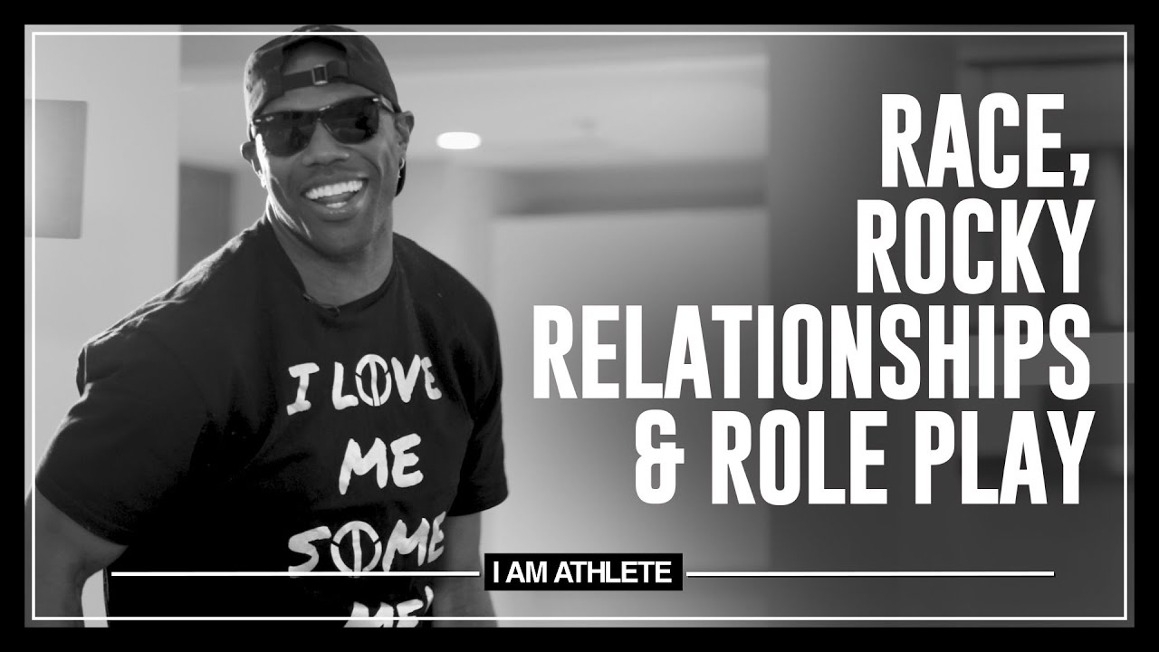 Race, Rocky Relationships & Role Play | I AM ATHLETE with Brandon Marshall, Terrell Owens & More