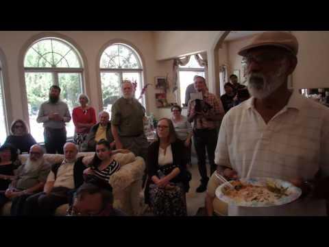 Sacramento Aliyah to Israel - 9/4/16 Party