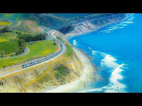 Riding Amtrak's Coast Starlight, Los Angeles To Santa Barbara