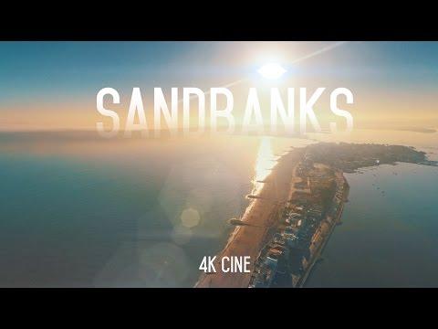 Sandbanks Poole Dorset Cine 4K
