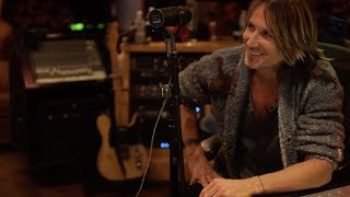 "Keith Urban - The Making of ""Same Heart"" from Graffiti U"