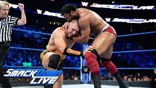 Mojo Rawley vs. Jinder Mahal: SmackDown LIVE, April 11, 2017