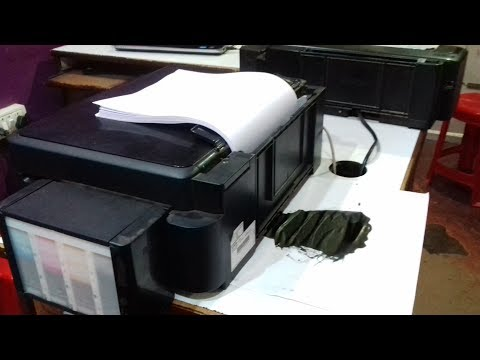 Ink leakage problem in epson printers