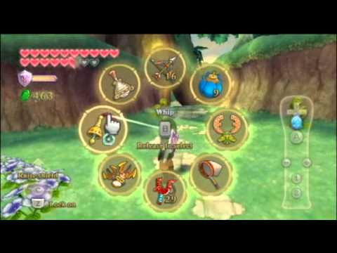 The Legend of Zelda: Skyward Sword Playthrough Part 123