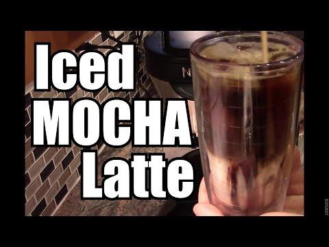 Iced MOCHA Latte - Ninja Coffee Bar