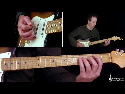 Hit Me With Your Best Shot Guitar Lesson - Pat Benatar